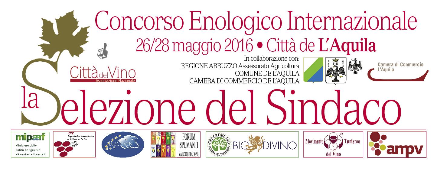 A L'Aquila in gara i vini al concorso internazionale La Selezione del Sindaco