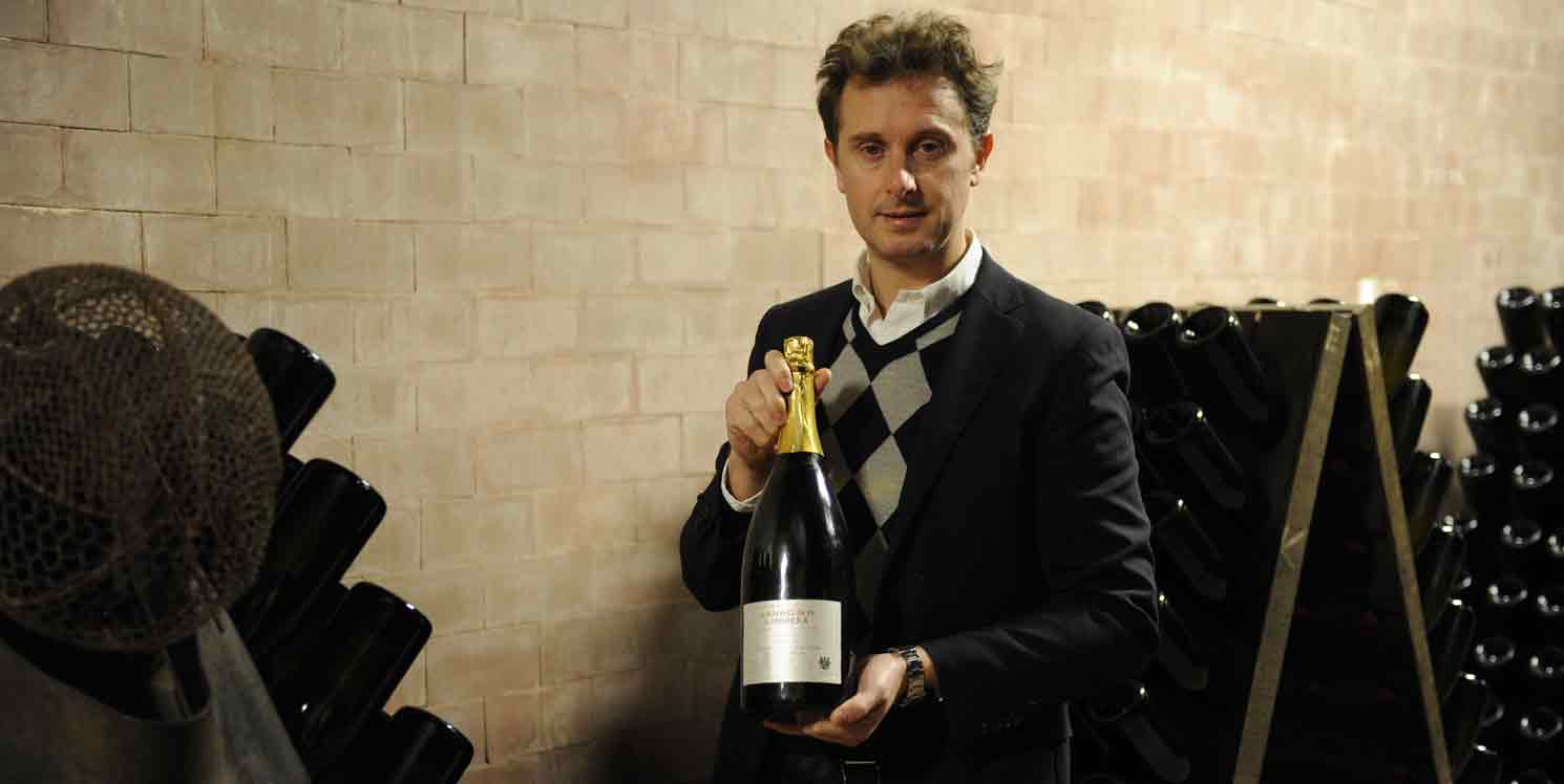 Gavioli Antica Cantina premiato con l'Etichetta d'Oro al Vinitaly