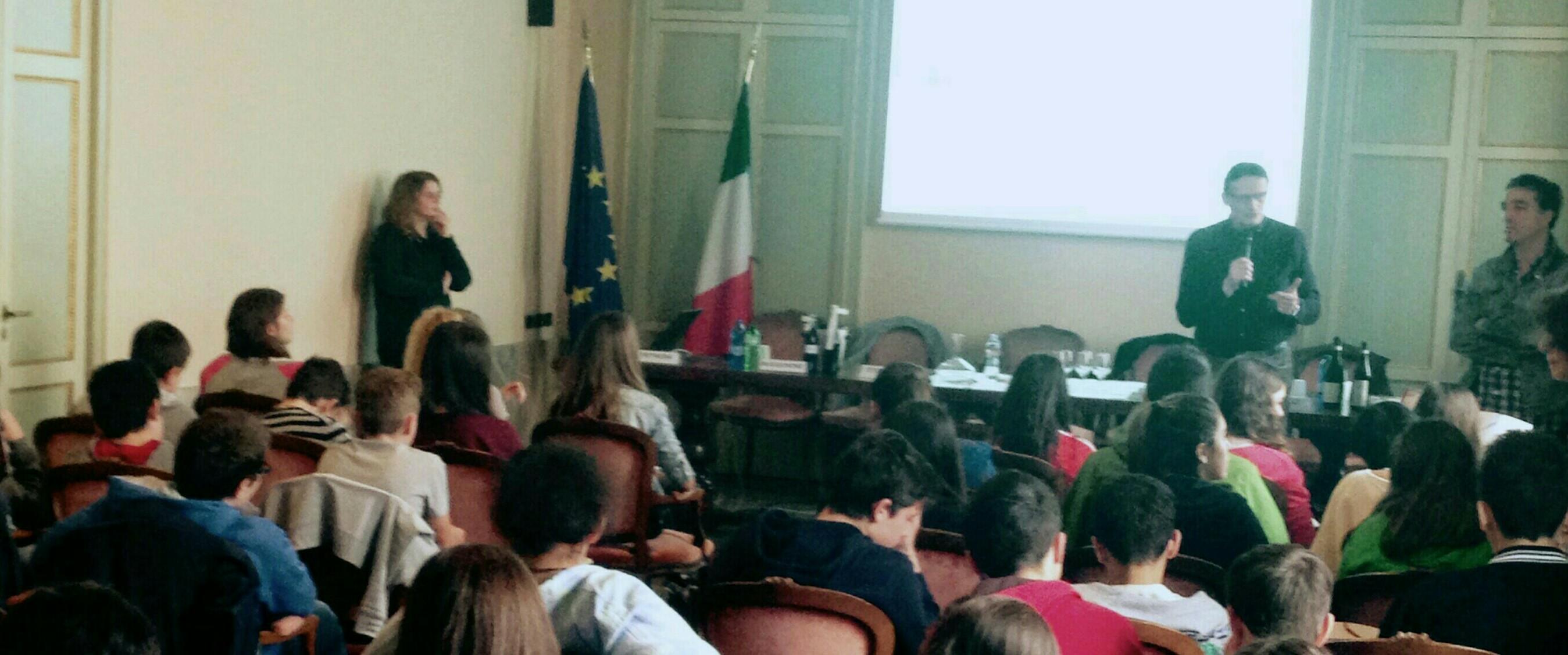 Erasmus: studenti a scuola di Doc