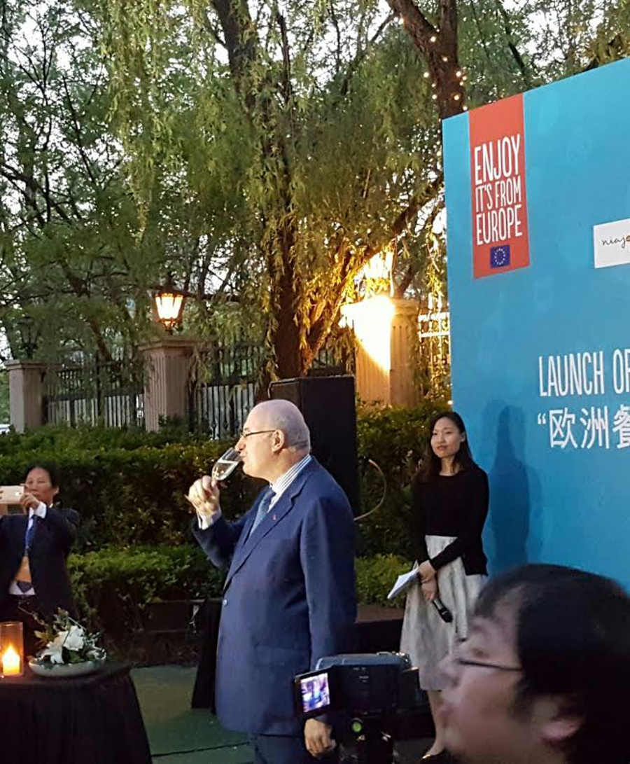Il Consorzio Prosecco Doc vola in Cina