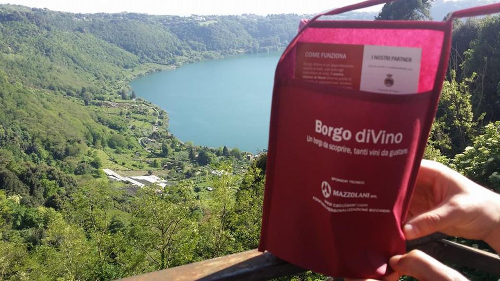Viaggio tra i migliori vini del Lazio con Borgo DiVino