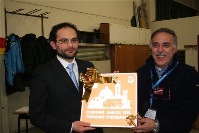 Simone Spadoni, vice sindaco di Morro d'Alba (Ancona) è il nuovo coordinatore regionale delle Città del Vino delle Marche