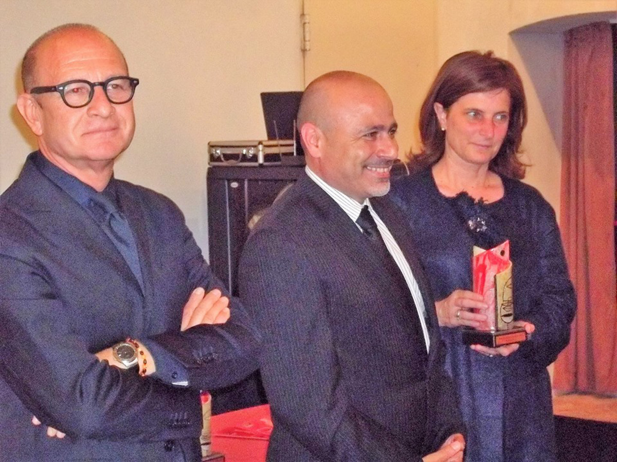 """Alla Barbera  il premio  """"Eccellenza Italiana"""""""
