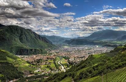 Estate 2016 a Bolzano