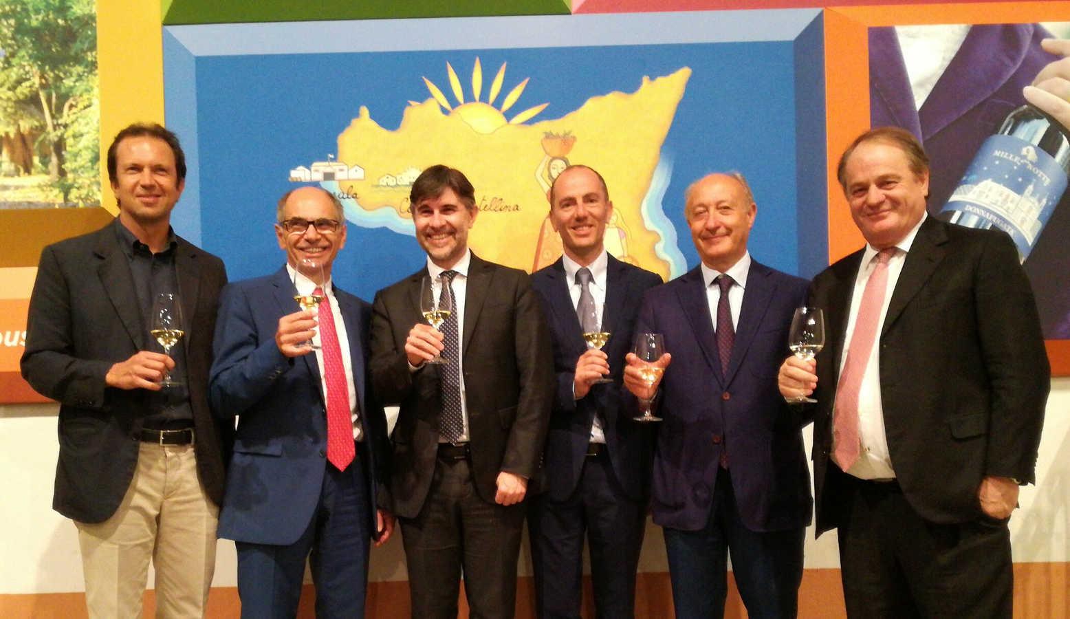 Italia capitale europea del vino ospita L'Assemblea Generale Comité Vins