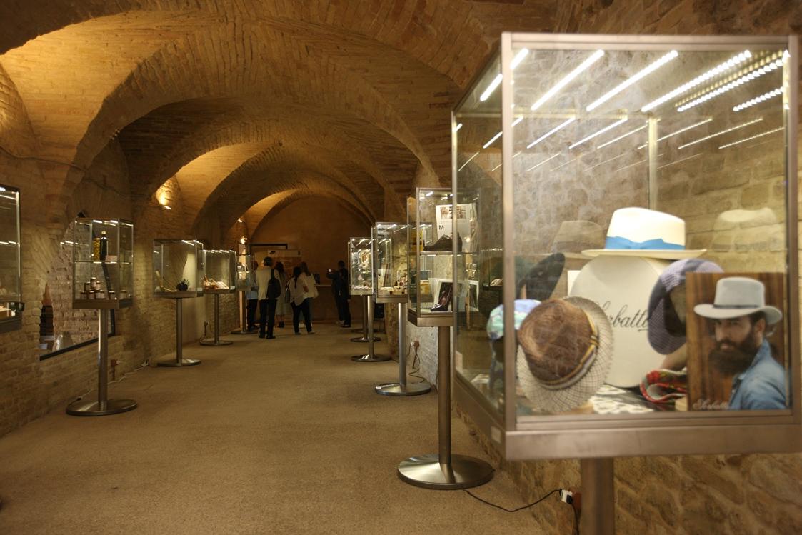 Dalle Cisterne Romane il racconto delle Marche