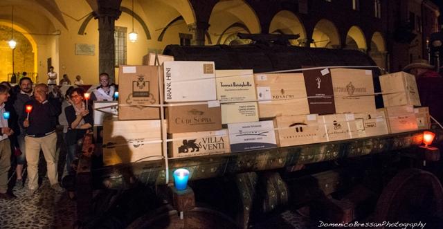 Sangiovese, festa della Riserva Storica a Bertinoro