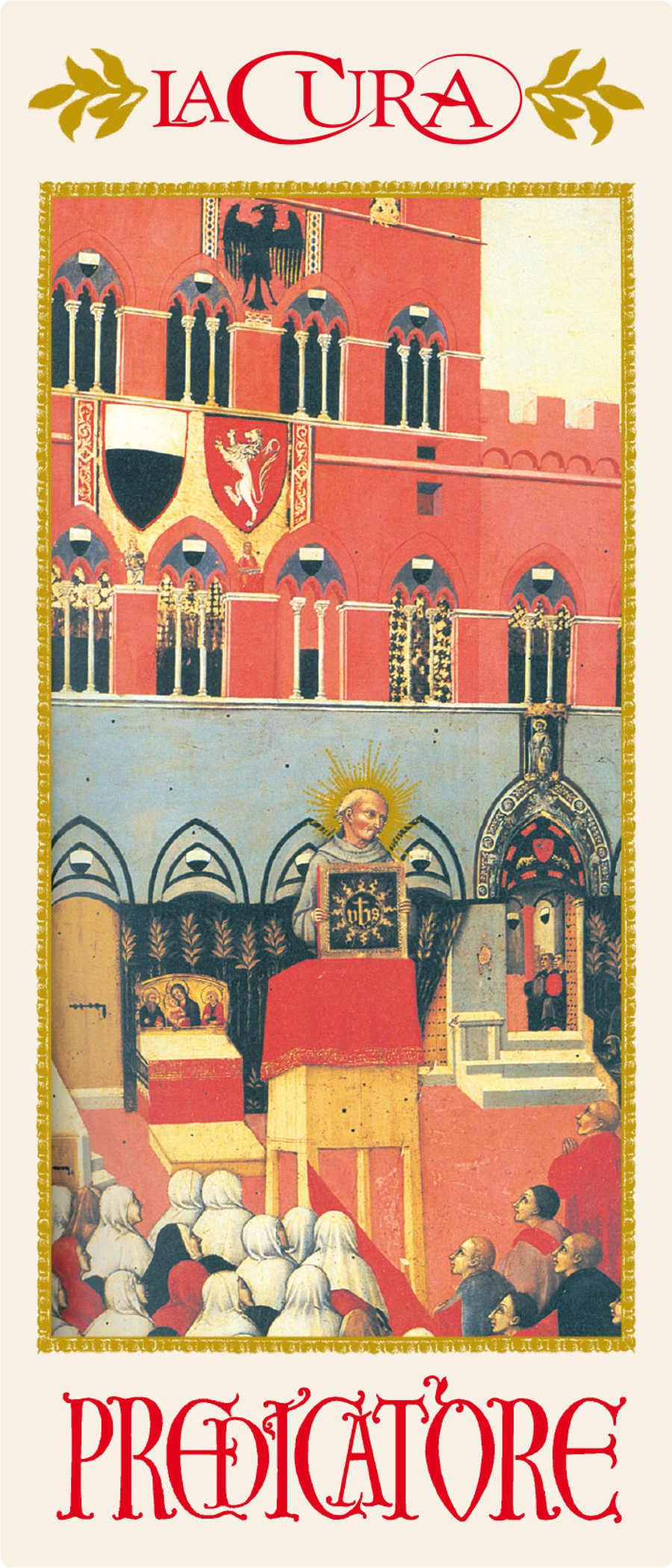 Il sacro e il profano: il vino di San Bernardino