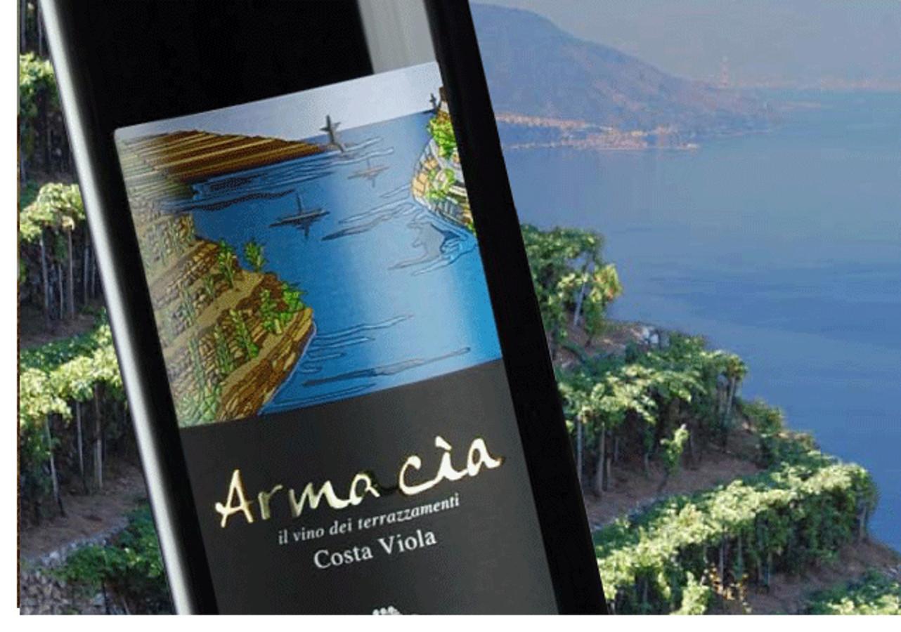 """Armacia: un """"vino estremo"""" dalla Terra del Vino degli antichi Greci"""