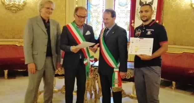 Il Sindaco di Noto nuovo coordinatore regionale delle Città del Vino della Sicilia