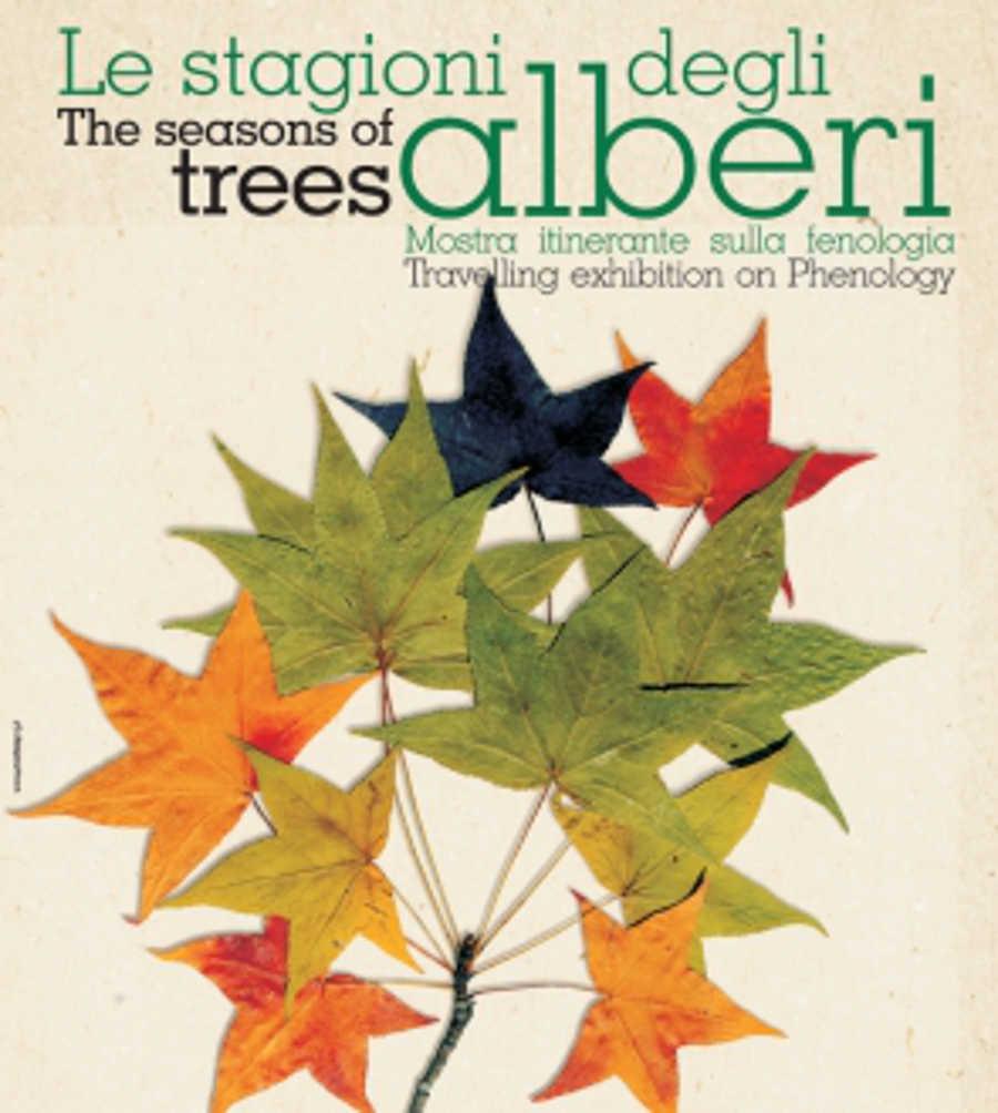 Le stagioni degli alberi. Mostra itinerante sulla fenologia