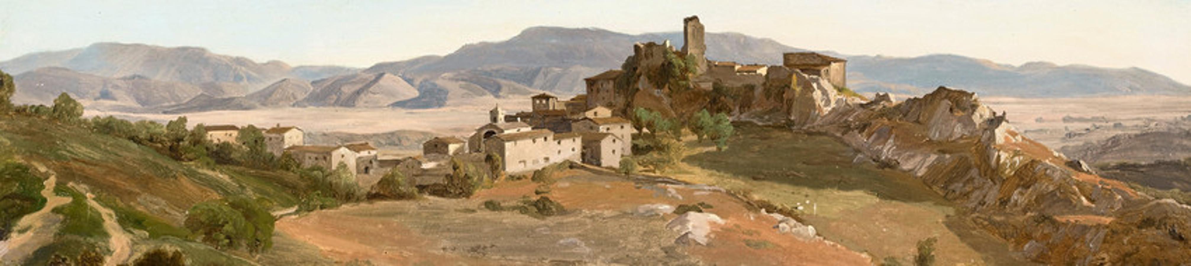 Olevano Romano celebra il suo paesaggio