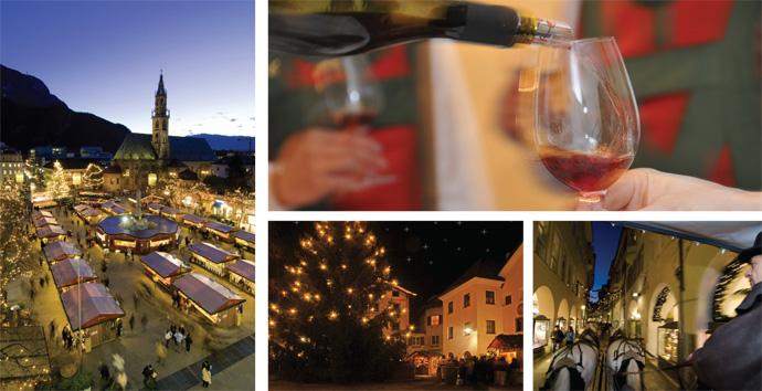 Vino & Avvento in Alto Adige