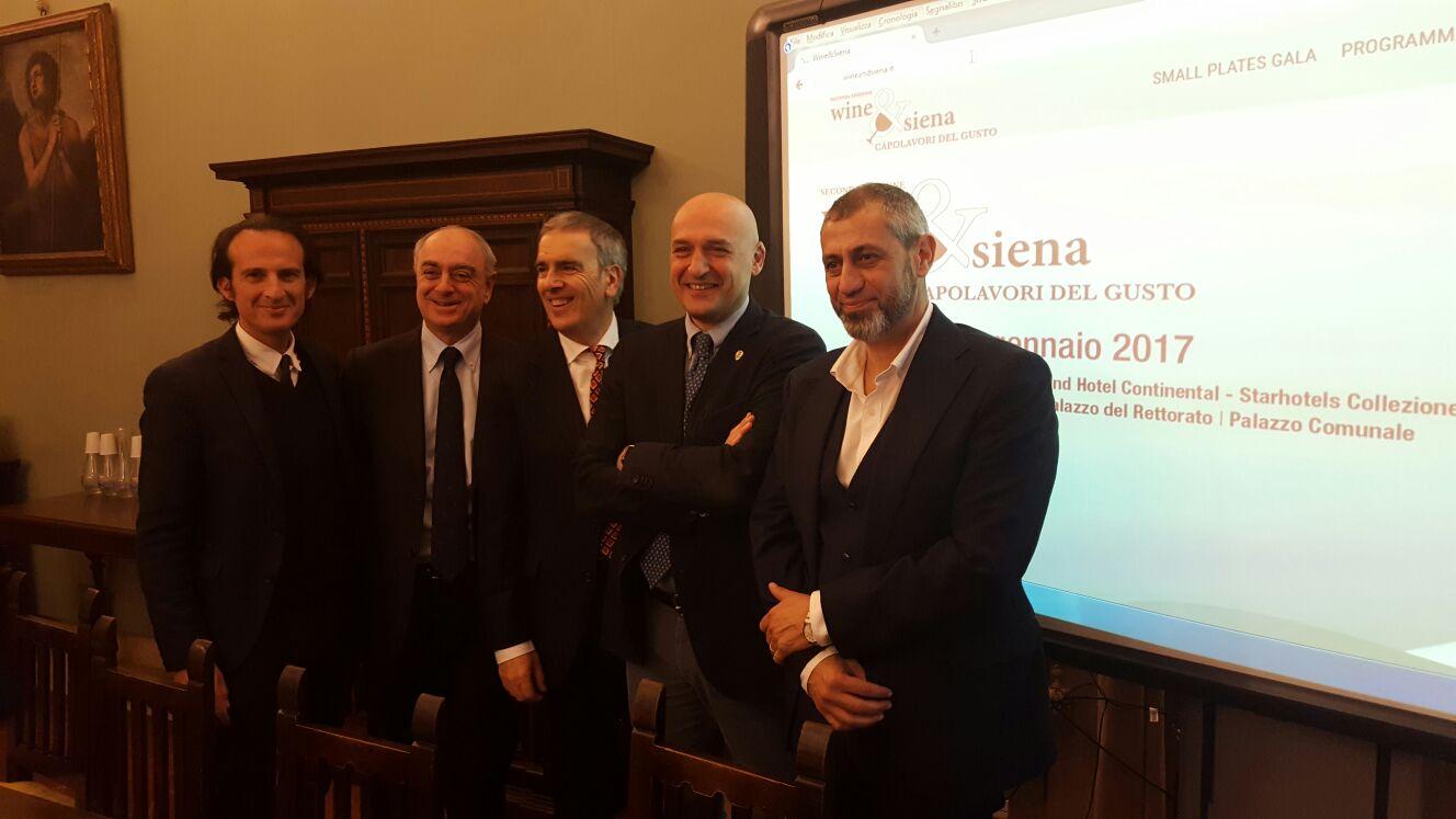 Torna Wine&Siena, sotto gli affreschi di Simone Martini