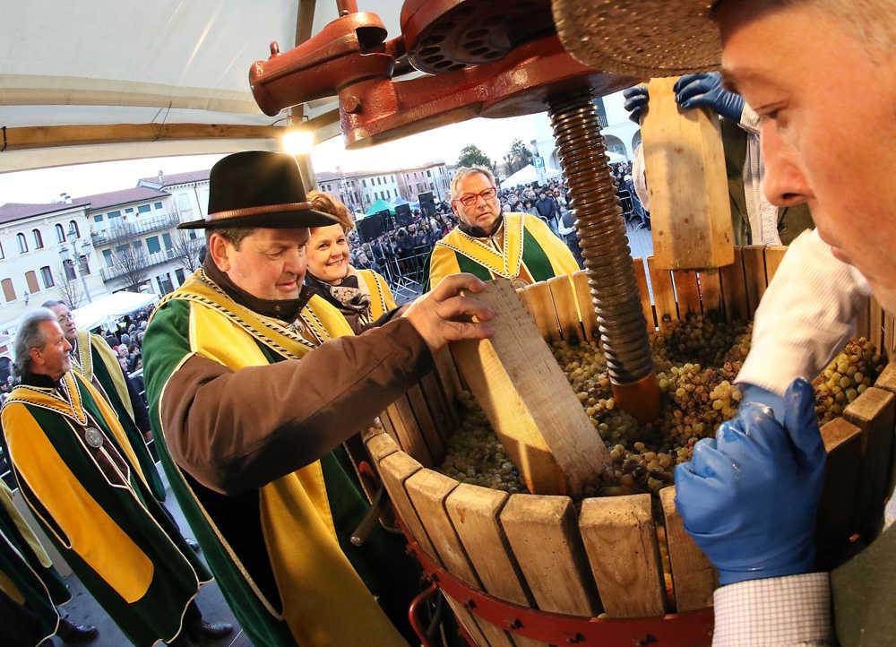 Degustazione grandi vini passiti a La Prima del Torcolato D.O.C. Breganze
