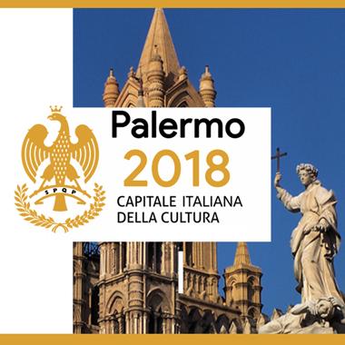 Auguri a Palermo Capitale italiana della Cultura 2018