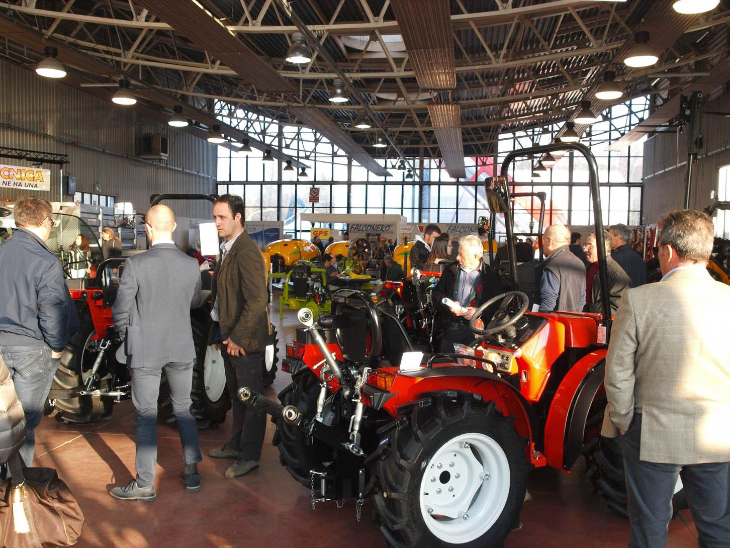 A Faenza Mostra meccanizzazione vitivinicoltura e  Mostra Agricoltura