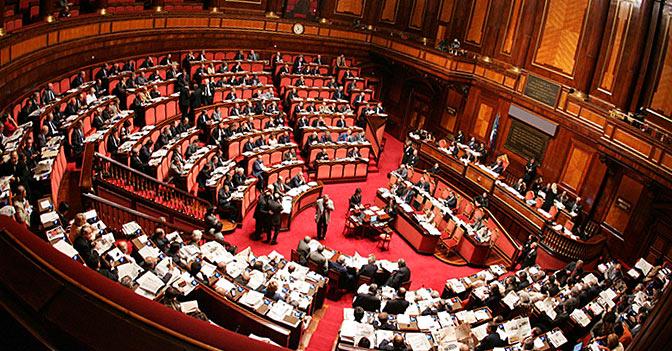 L'enoturismo approda in Senato con le Città del Vino