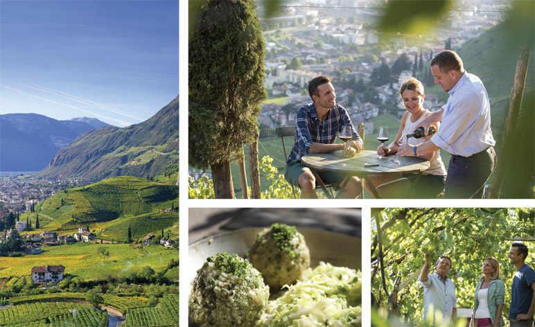 Alto Adige Balance: i sapori della rinascita