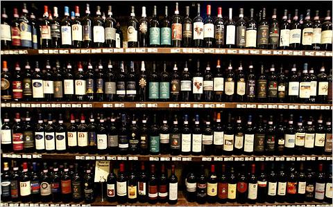 Falso Brunello: sequestrate oltre 30.000 bottiglie