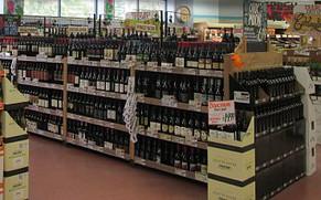 GDO: aumentano gli acquisti di vini doc e spumanti