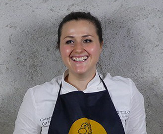 A Caterina Ceraudo il premio Veuve Clicquot di Michelin Italia