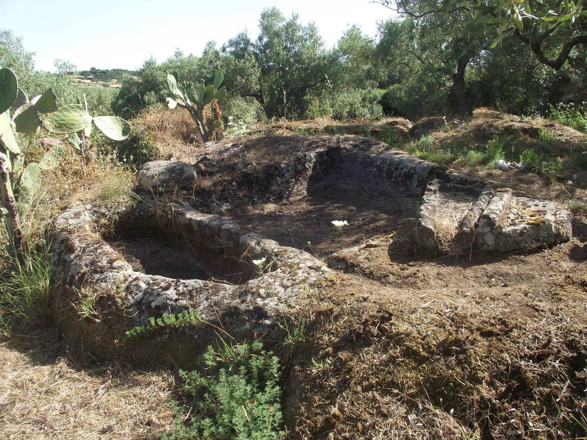Salviamo l'area archeologia di Ardauli, antica area vitivinicola della Sardegna