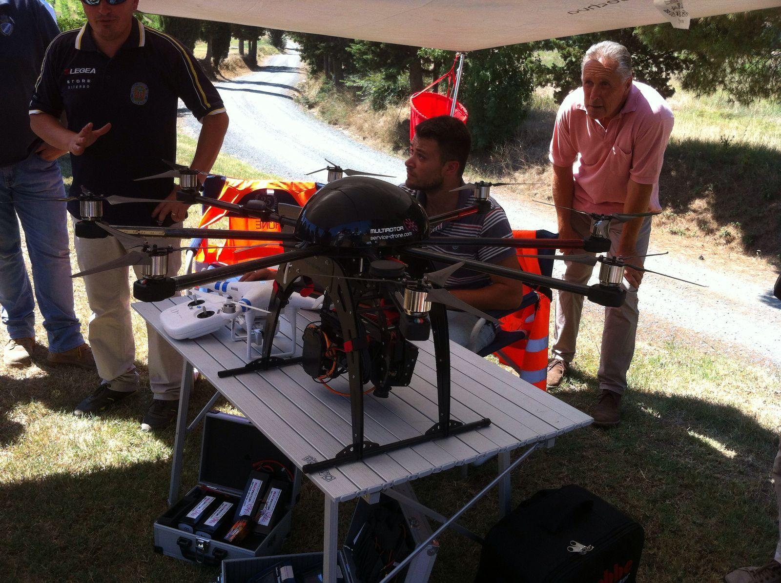 Green Care e droni sentinella a Vinitaly 2017