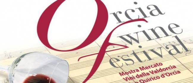 Orcia Wine Festival dal 22 al 26 aprile