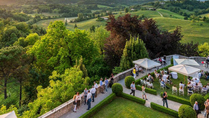 XX edizione di Vino in Villa