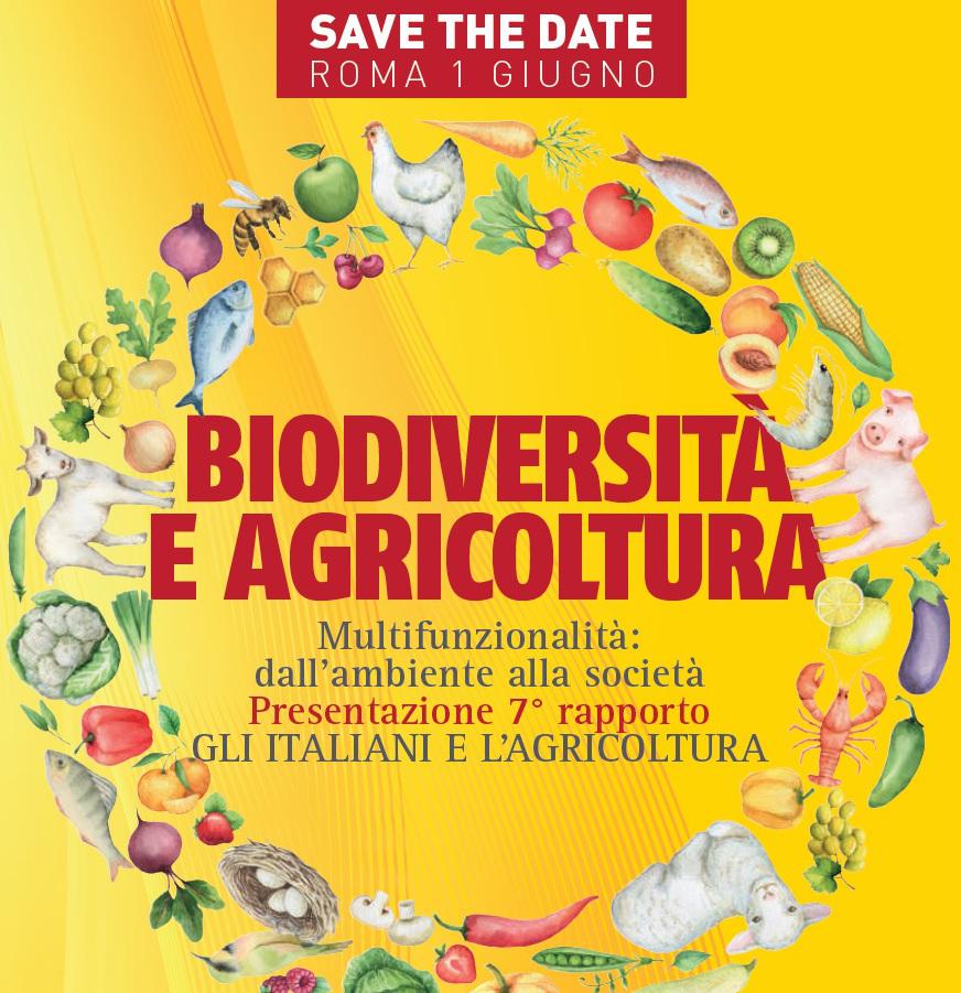 7° rapporto GLI ITALIANI E L'AGRICOLTURA