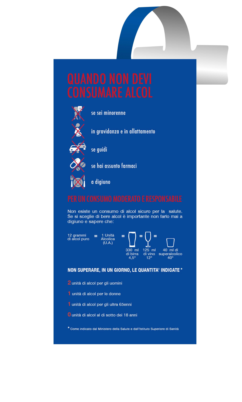 """""""CONOSCERE L'ALCOL"""": al via la quinta edizione"""