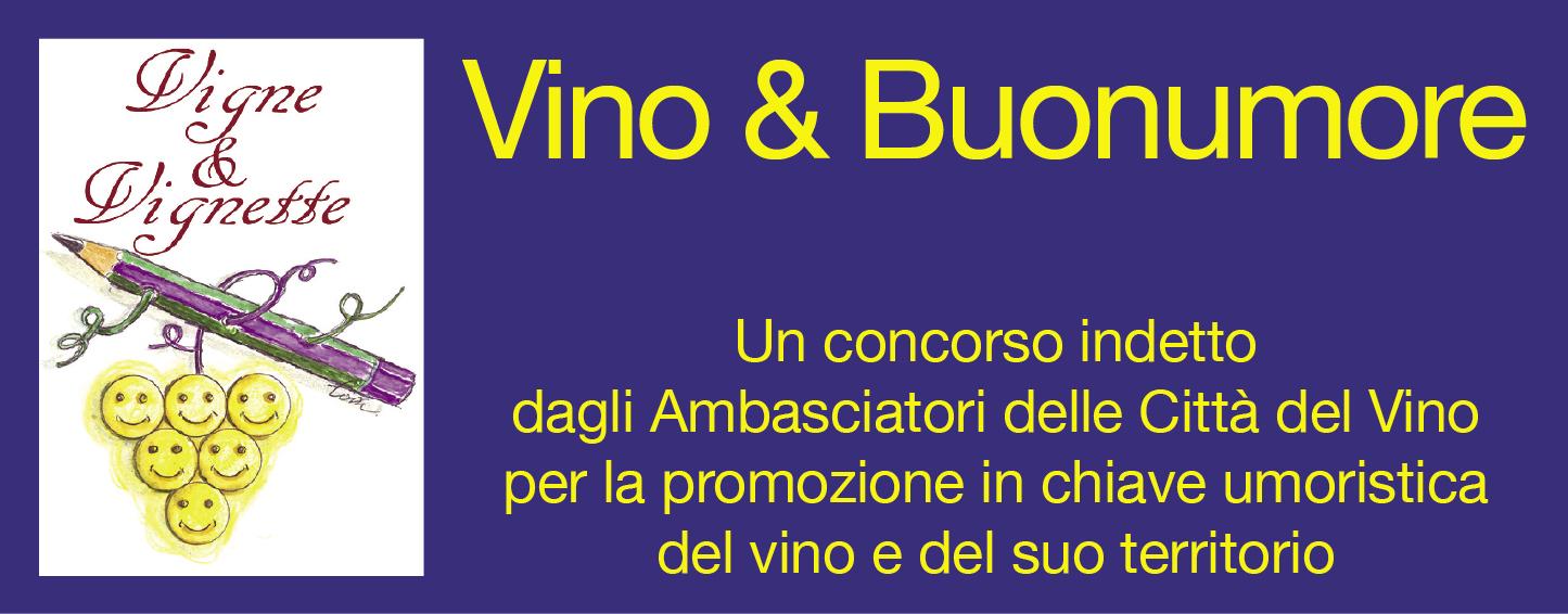Concorso Vigne e Vignette: ridere fa bene davanti ad un calice di vino