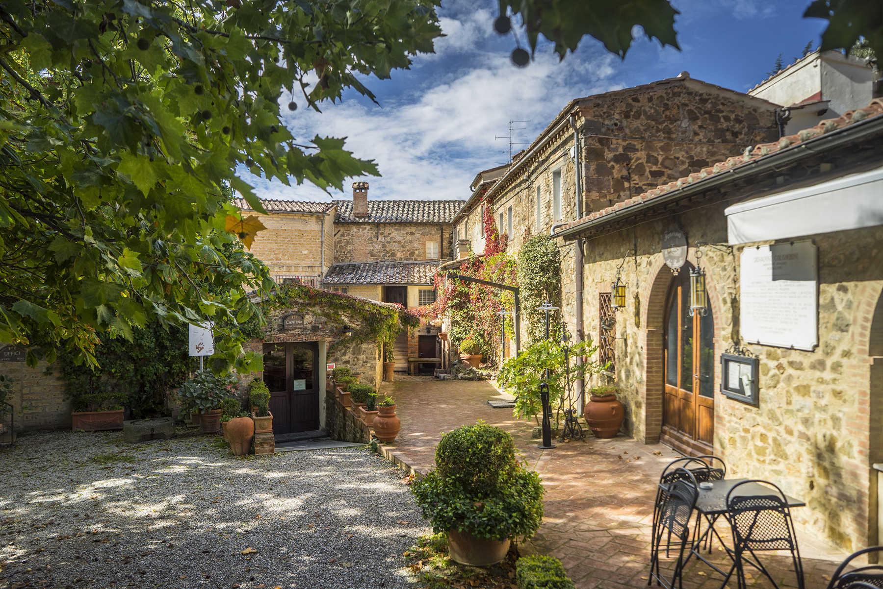 Antico Pellegrinaggio di Montalcino