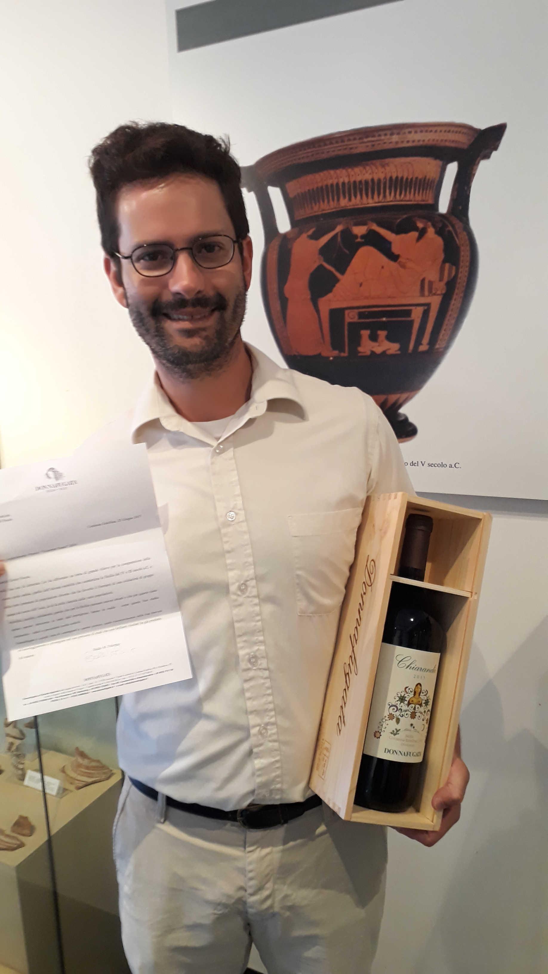 Donnafugata consegna il Premio Nenci