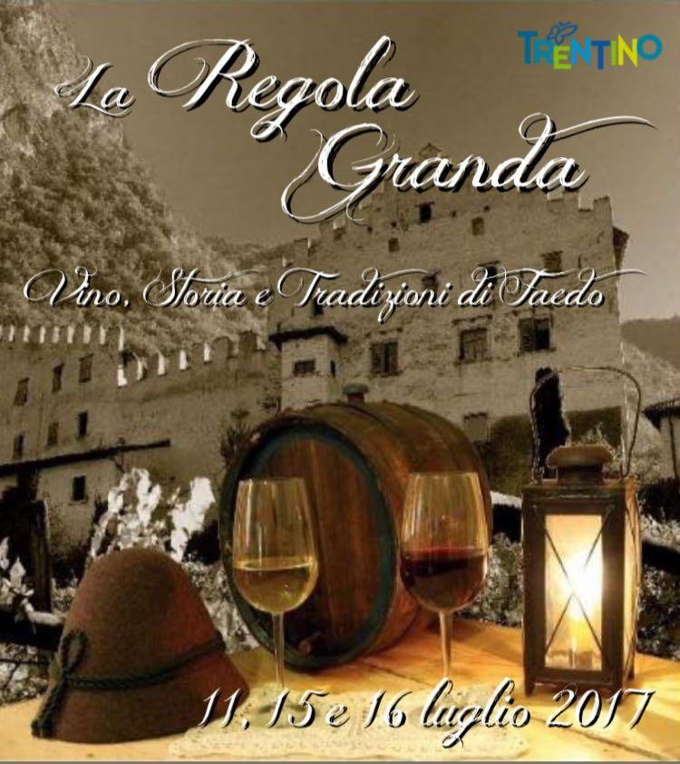 Faedo Città del Vino festeggia Francesco Moser