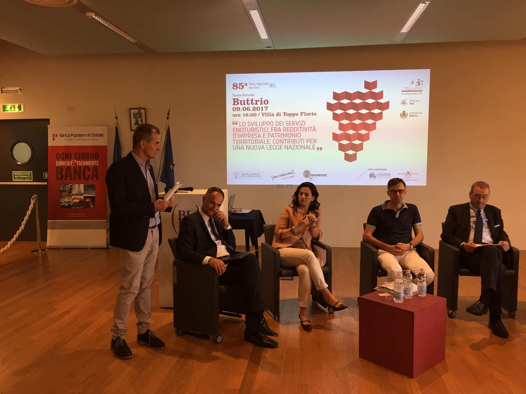 Calici di Stelle in Friuli per promuovere i grandi vini regionali