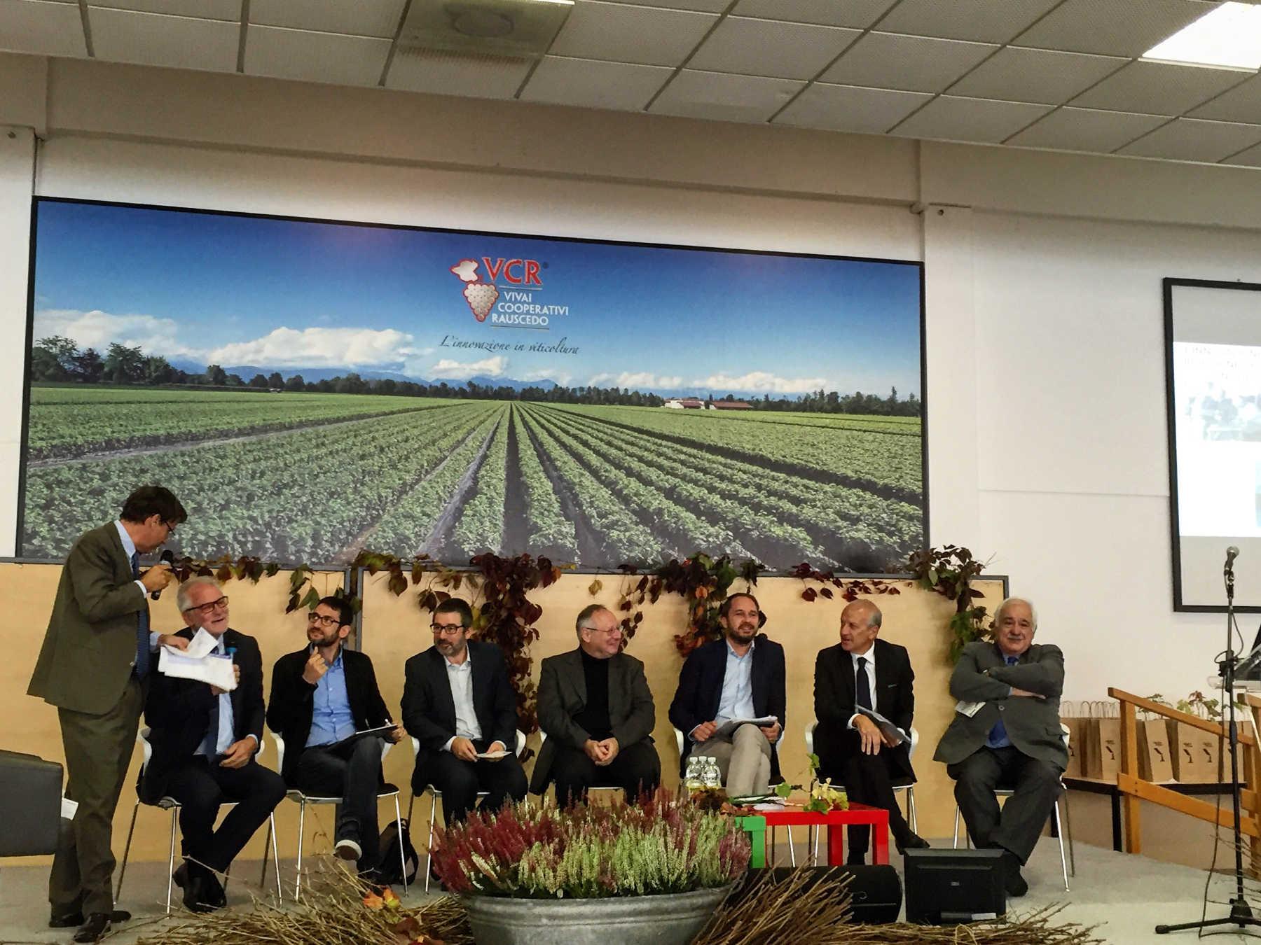 Vigneti resistenti e sostenibili nel futuro della viticoltura del Friuli Venezia Giulia