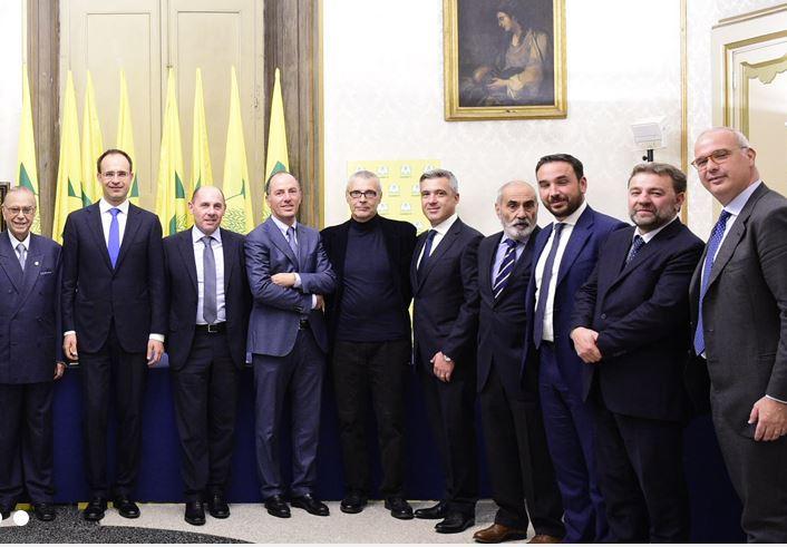 Nasce Filiera Italia, la prima alleanza tra agricoltura e industria