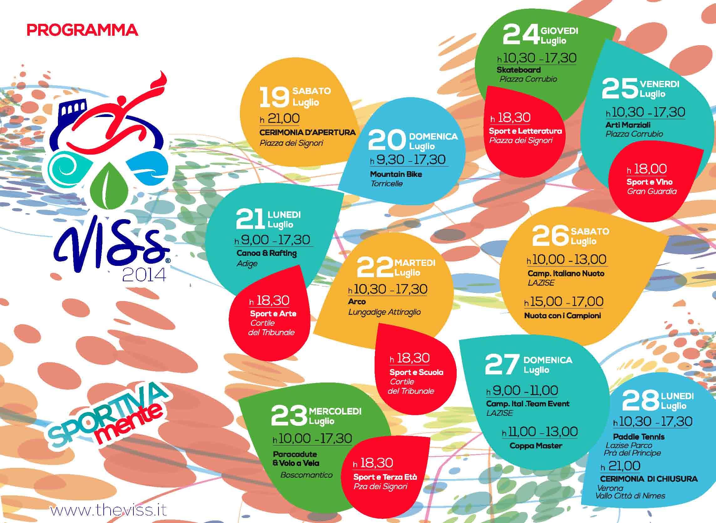 Verona celebra sport e salute del corpo e della mente