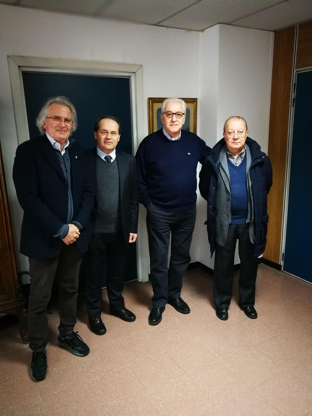 Protocollo d'intesa tra Area Vasta Avellino e Ancdv per progetti di sviluppo enoturistico in Irpinia