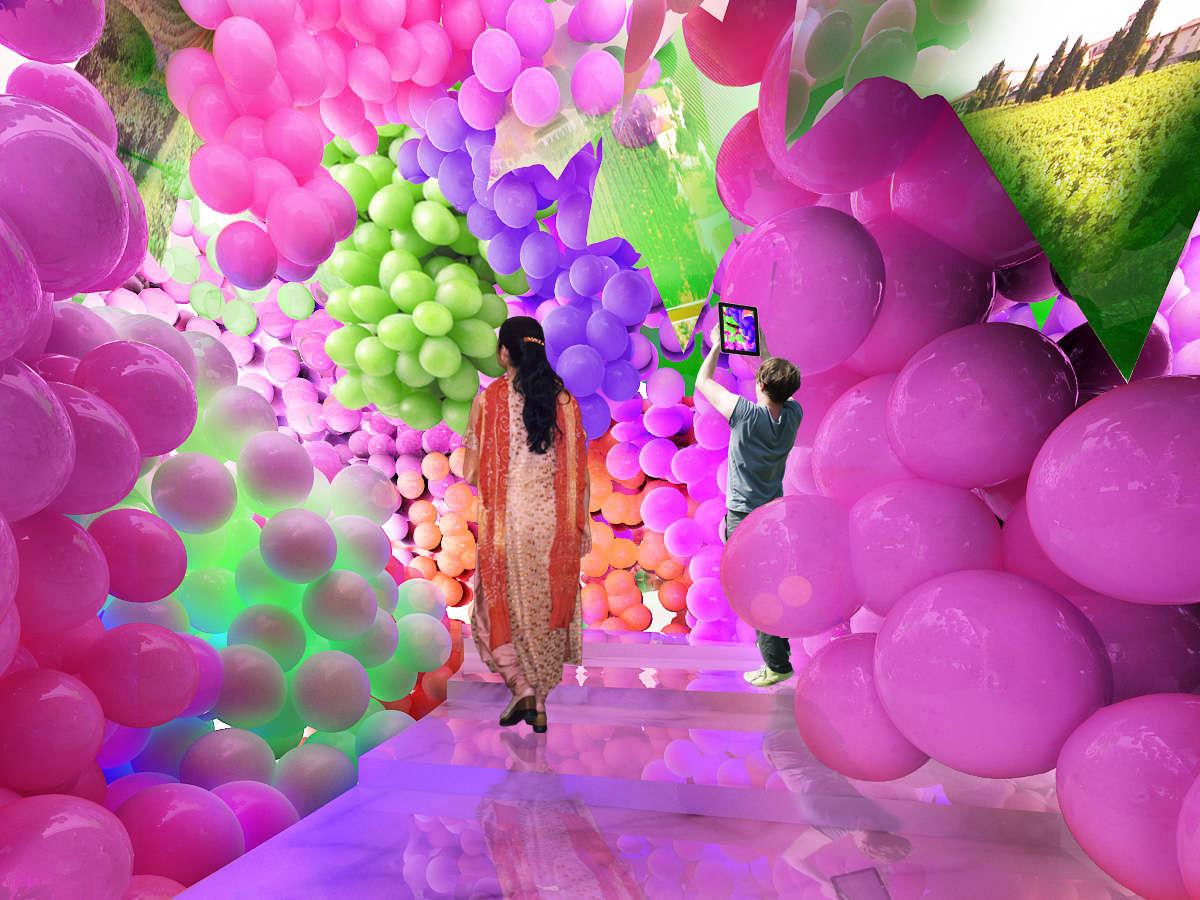 Il Padiglione del Vino Italiano a Expo 2015