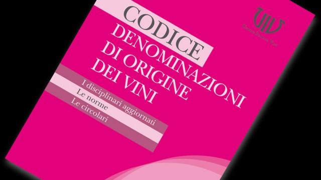 UIV presenta il Codice della Vite e del Vino