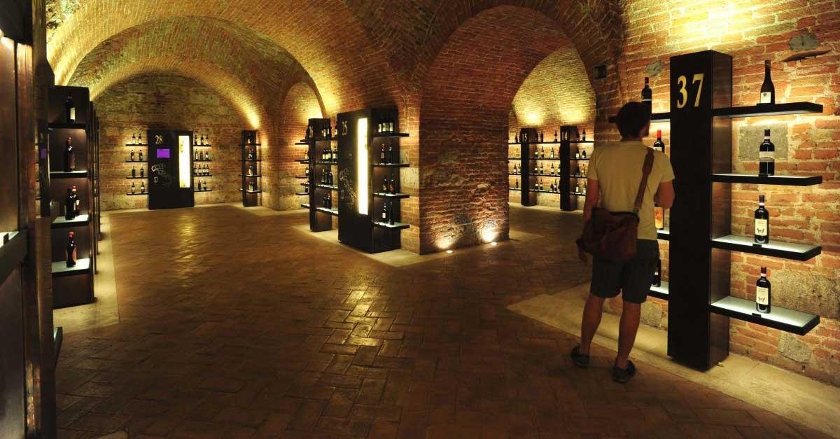 L'Enoteca Italiana e l'Expo 2015