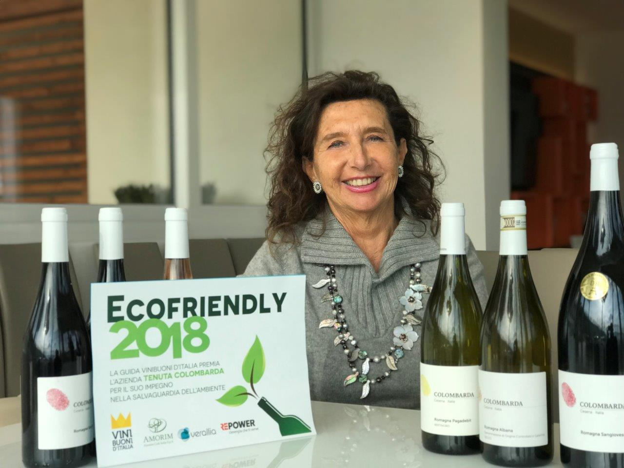 """Ecofriendly 2018"" per Tenuta Colombarda"