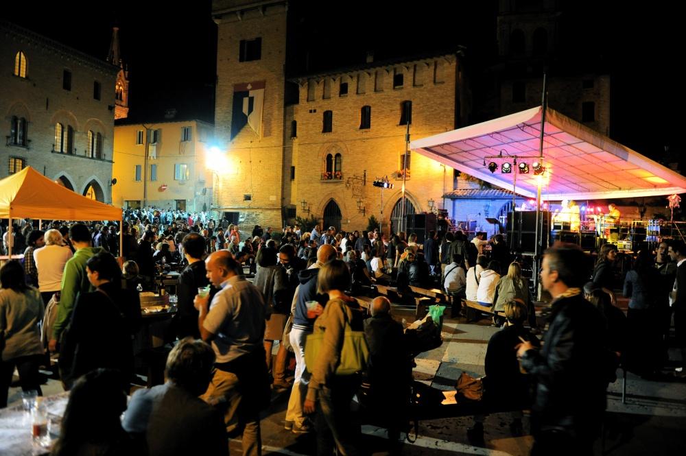 Castelvetro, Sagra del Lambrusco Grasparossa