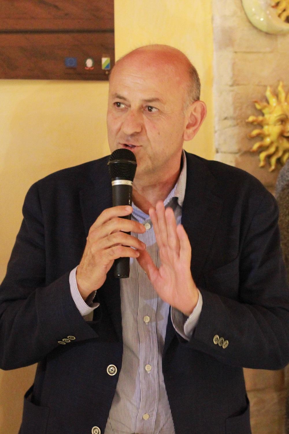 Nicola D'Auria è il nuovo Presidente Nazionale del Movimento Turismo del Vino