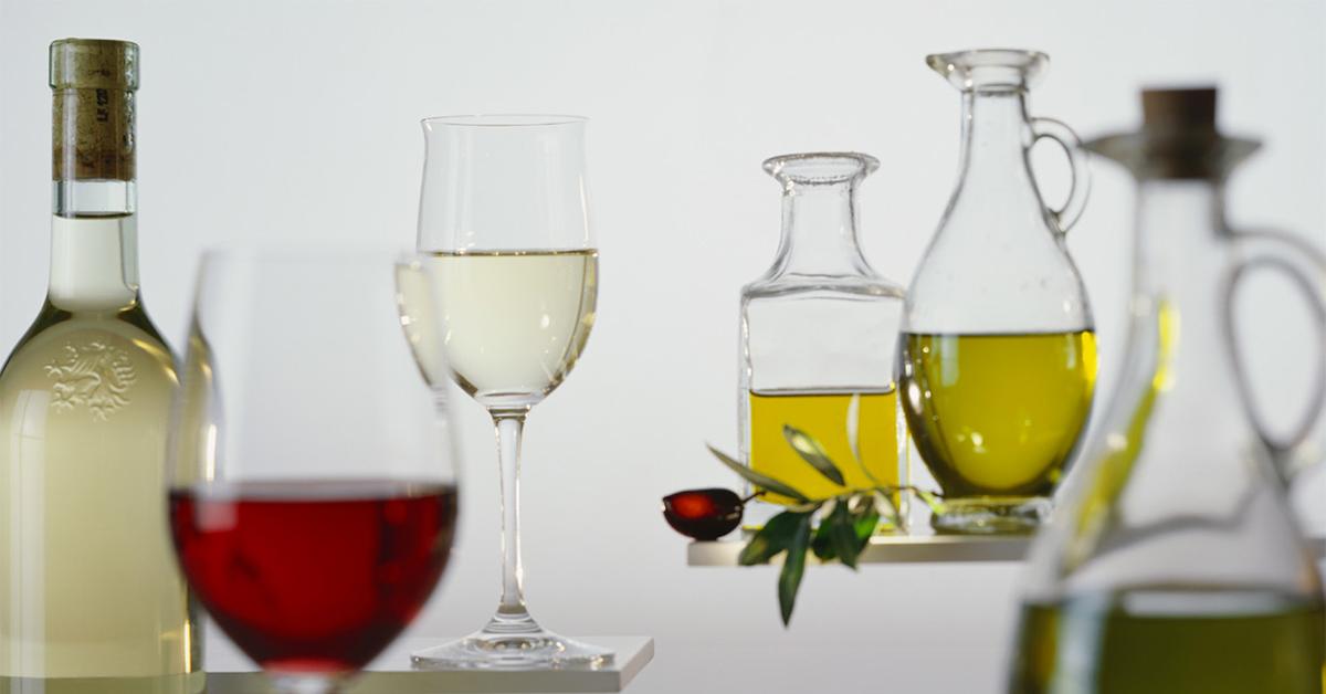 Il futuro del vino e dell'olio nella PAC post 2020