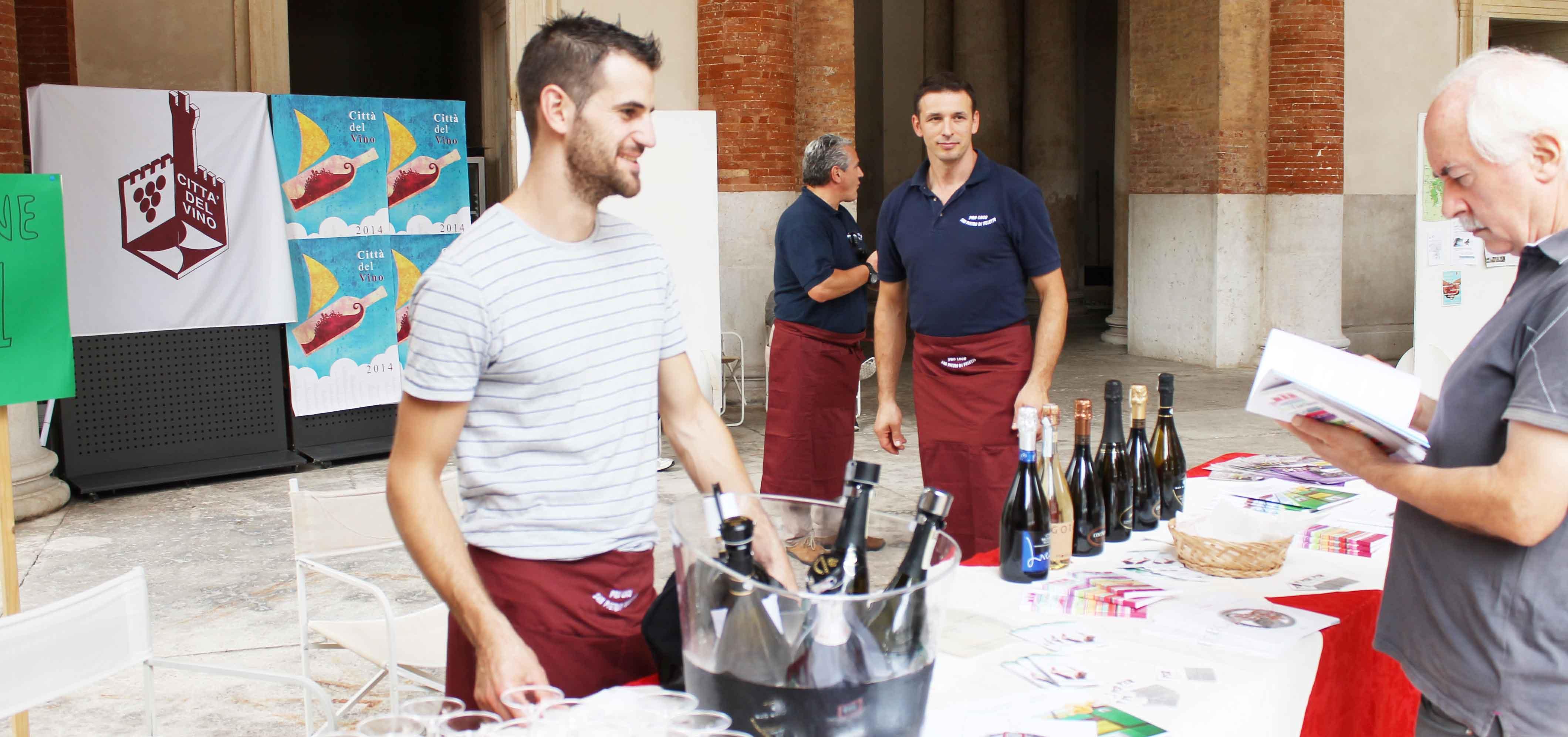 ANCIperEXPO: occasione di promozione per le Città del Vino