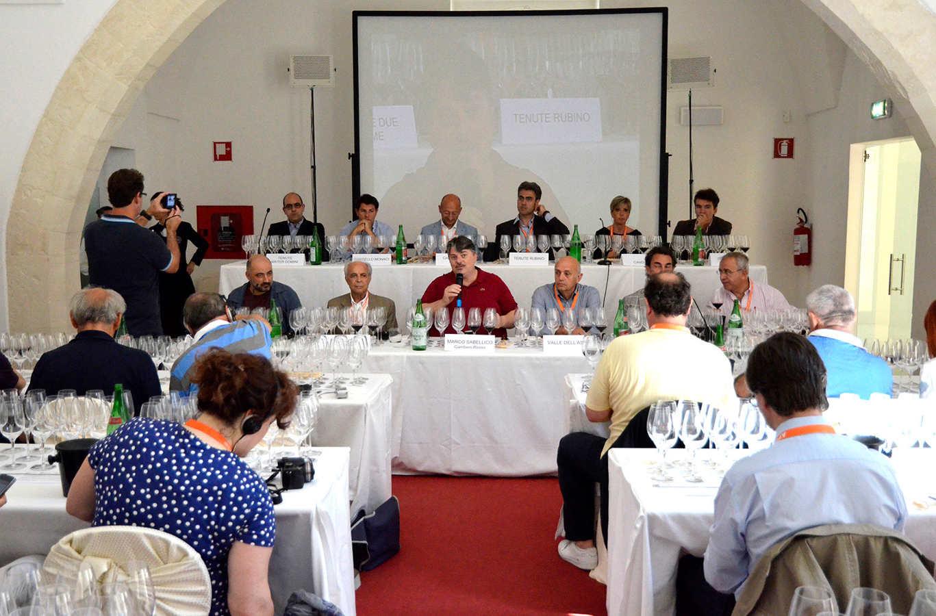 Apulia Wine Identity 2014. La Puglia del vino si apre al Mondo